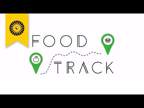 Food Track onderzoek Universiteit Utrecht