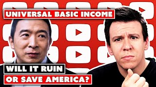 Can Universal Basic Income REALLY Save Us? Free Money After Coronavirus Makes Millions Unemployed...