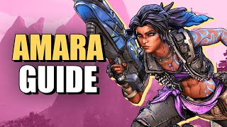 Download Borderlands 3 Amara Guide: Character Builds And Skills Video