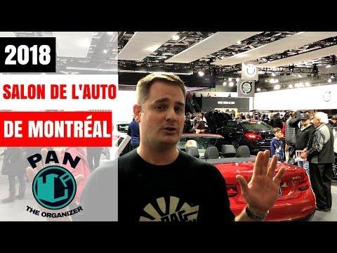 Salon de l'Auto de Montréal 2018: QUELLE VOITURE DEVRAIS-JE ACHETER???