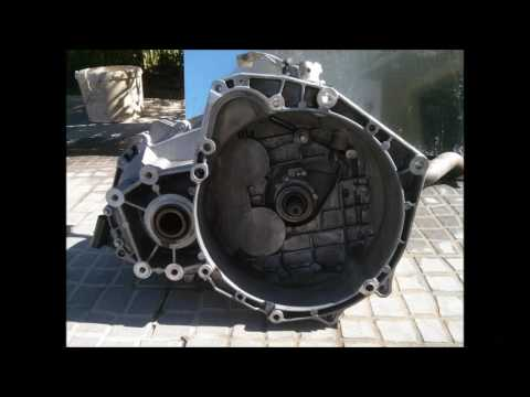 Z19dth Dual mass flywheel