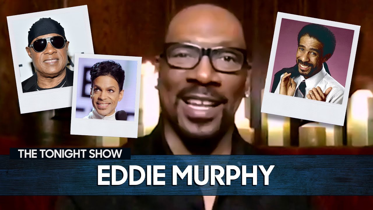 Eddie Murphy Details His Iconic Basketball Match Against Prince   The Tonight Show