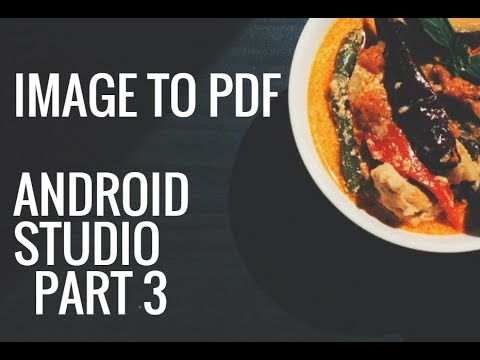 PDF Viewer using Android Studio Tutorial Part 3
