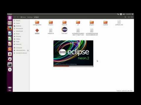 Install Latest Eclipse (Neon, Oxygen) on Ubuntu 16 For Java EE   First Java Program Using Eclipse