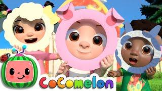 Old MacDonald | CoComelon Nursery Rhymes & Kids Songs
