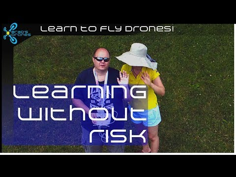 Learning to Fly a drone