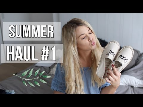 SUMMER HAUL #1 - JE COMMENCE FORT !