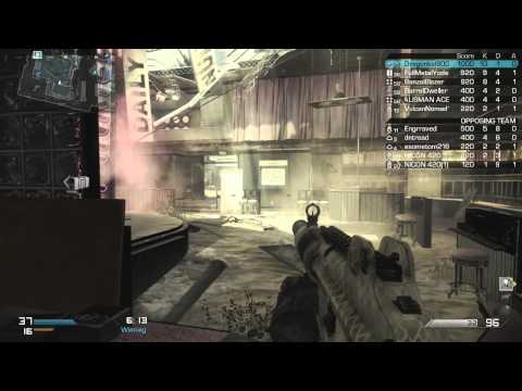 Call of Duty Ghosts - TDM - Octane (12/23/2013) - (75-33) -