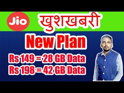 Reliance Jio gives 28GB data Rs 149: Comparison with budget recharge offers from Airtel, Vodafone