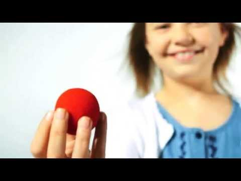 Help cure kids like Frances this Red Nose Day - 2015
