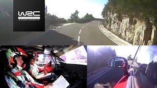 WRC - RallyRACC Catalunya - Rally de España 2017: Onboard Meeke SS17