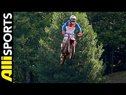 How To Perfect Jumping, Travis Baker, Alli Sports Motocross Step By Step Trick Tips