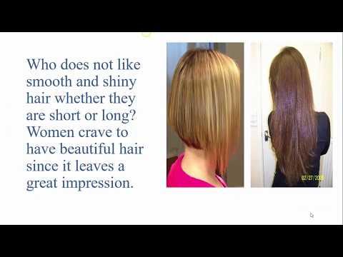 Natural Ways to Get Shiny Hair at Home