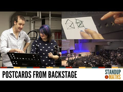 Postcards from backstage: Katie and Semi-Eulerian Graphs