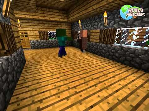 How to Trade With Villagers in Minecraft
