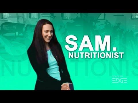 I Wanna be a Nutritionist