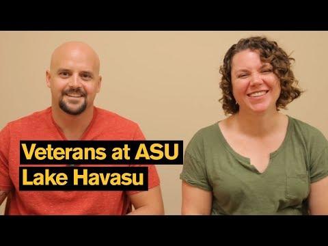 Veterans at ASU Lake Havasu (Arizona State University)