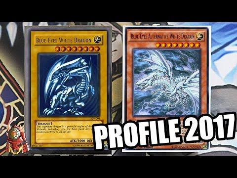 *YUGIOH* BEST! BLUE-EYES DECK PROFILE! NEW MARCH 31st, 2017 BANLIST! EXPLAINED (NEW FORMAT)