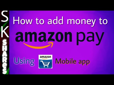 How to add money to Amazon Pay balance - Amazon mobile app