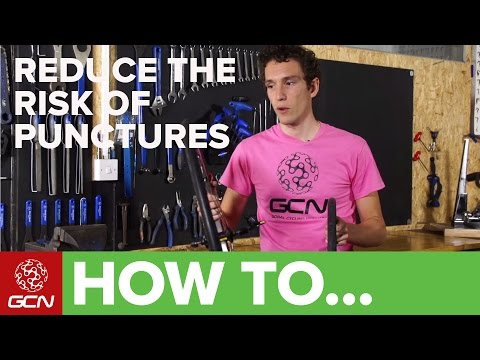 How To Reduce The Risk Of Getting Punctures