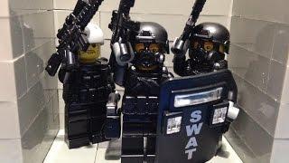 Lego SWAT- Bank Heist