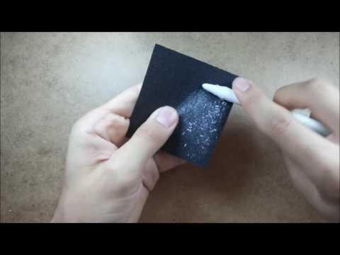 [Eğitim]Kağıttan dağıtıcı nasıl yapılır?/[Tutorial]How to make a tortillon/paper stump?