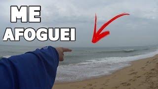 VIAJEI PARA O RIO DE JANEIRO E QUASE MORRI !!!