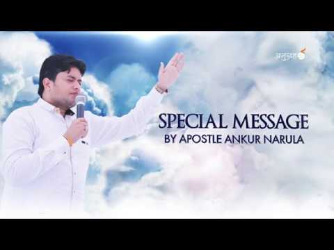 06-05-2018 Special Message by Apostle Ankur Narula