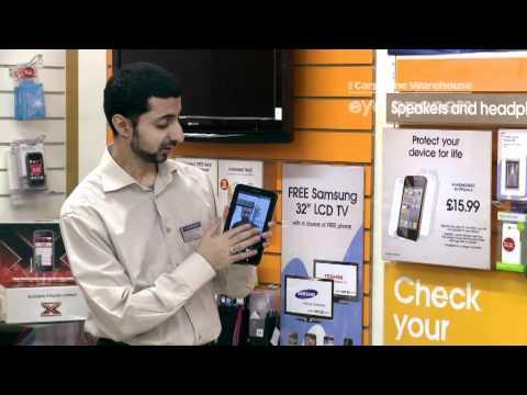 Samsung Galaxy Tab Orientation Lock
