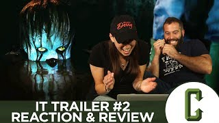 It Trailer #2 Reaction & Review - Collider Video