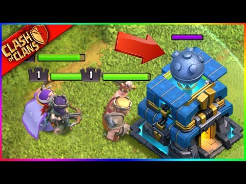 Watch Townhall 12... IN ACTION!!! ▶️ Clash of Clans ◀️ THIS IS CRAZY!