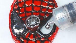 DIY Spider-Man Gallium Fidget Spinner