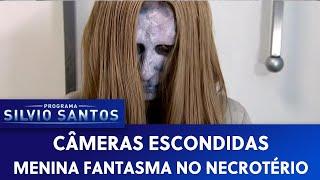 Menina Fantasma no Necrotério (Ghost Girl in the Morgue) | Câmera Escondida (19/02/17)
