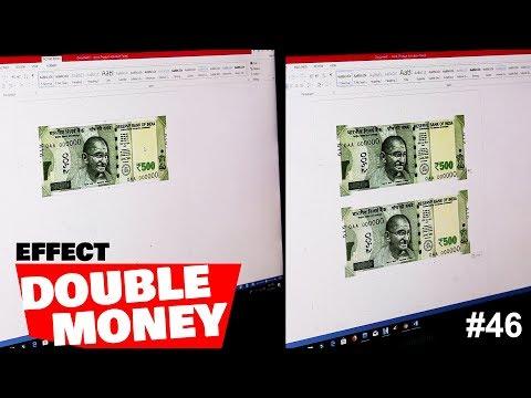 Double Money Effect as Zach King - Sony Vegas Pro Tutorials #46