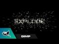 GIMP Tutorial: Exploding Text Effect