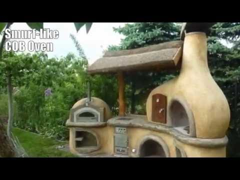 DIY Irresistible Outdoor Kitchen Design Ideas/Pictures|COB Oven|Outdoor Pizza Oven for Survivalists