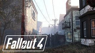 [4k] Fallout 4 – Visceral Enb Vivid Weather Vs. Vanilla Graphics Mod Comparison