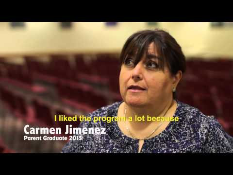 A District's Testimonial for Parent Involvement with English Learners