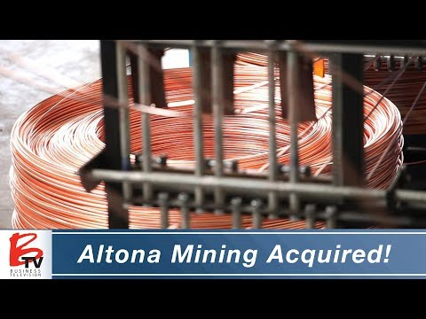 Australia's Altona Mining Acquired! - Copper Mountain Mining