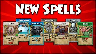 Wizard101: New Spells - Catch of the Day, Sacred Charge