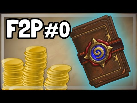 Hearthstone constructed: F2P ? #0 - Preparation (Basic Trump Decks for All Classes)