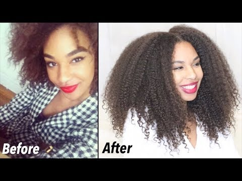 My Natural Hair Transformation Journey Story with pics