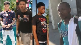 Baby Joe Runs into Rapper Who Tried To F*ght Nba Youngboy in The Mall & Diss Them