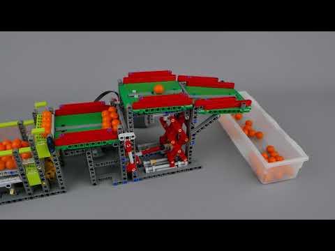 Scissor lift GBC module