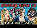Stranger Things Vr  Face Your Fears (React Gaming) mp3