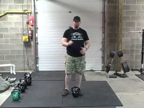 Easy Tip To Stop Wrist Bruising With Kettlebell Cleans