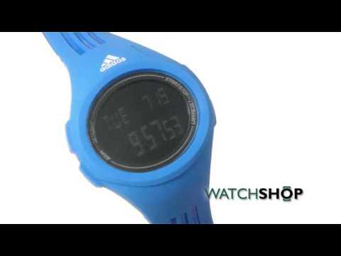Adidas Performance Ladies' Uraha Alarm Chronograph Watch (ADP3160)