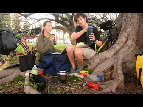 Bicycle Touring: How to Pack Your Kitchen & Cook Gourmet