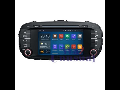 2014-2016 Kia Soul Android Headunit Review