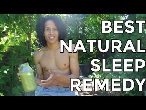 The Best Natural Sleep Remedy | 10 Day Sleep Challenge